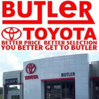 Butler Toyota in Macon,GA