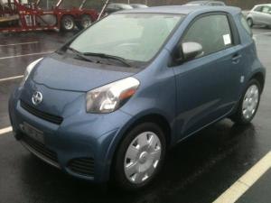 The Scion IQ in Macon,GA