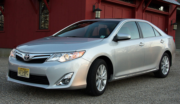 Butler Toyota - 2012 Camry