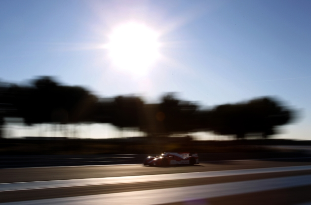 First Endurance Run For Toyota TS030 Hybrid