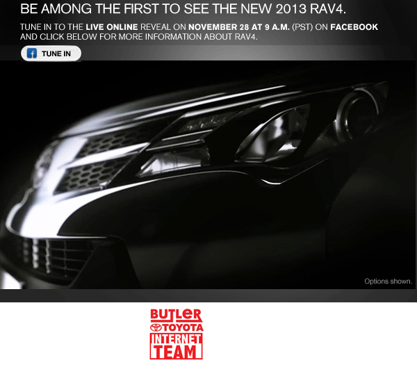You're Invited to Watch the RAV4 Reveal