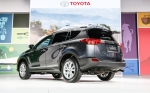 2013-Toyota-RAV-4-rear-three-quarter